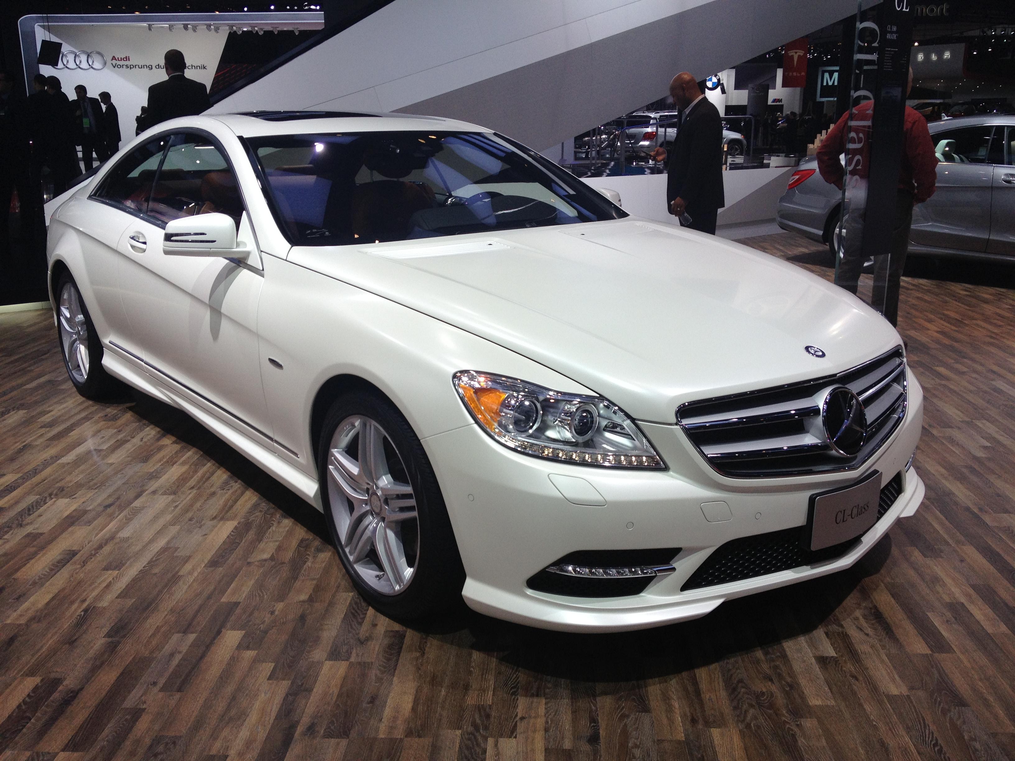 File 2013 Mercedes Benz Cl550 8404003416 Jpg Wikimedia