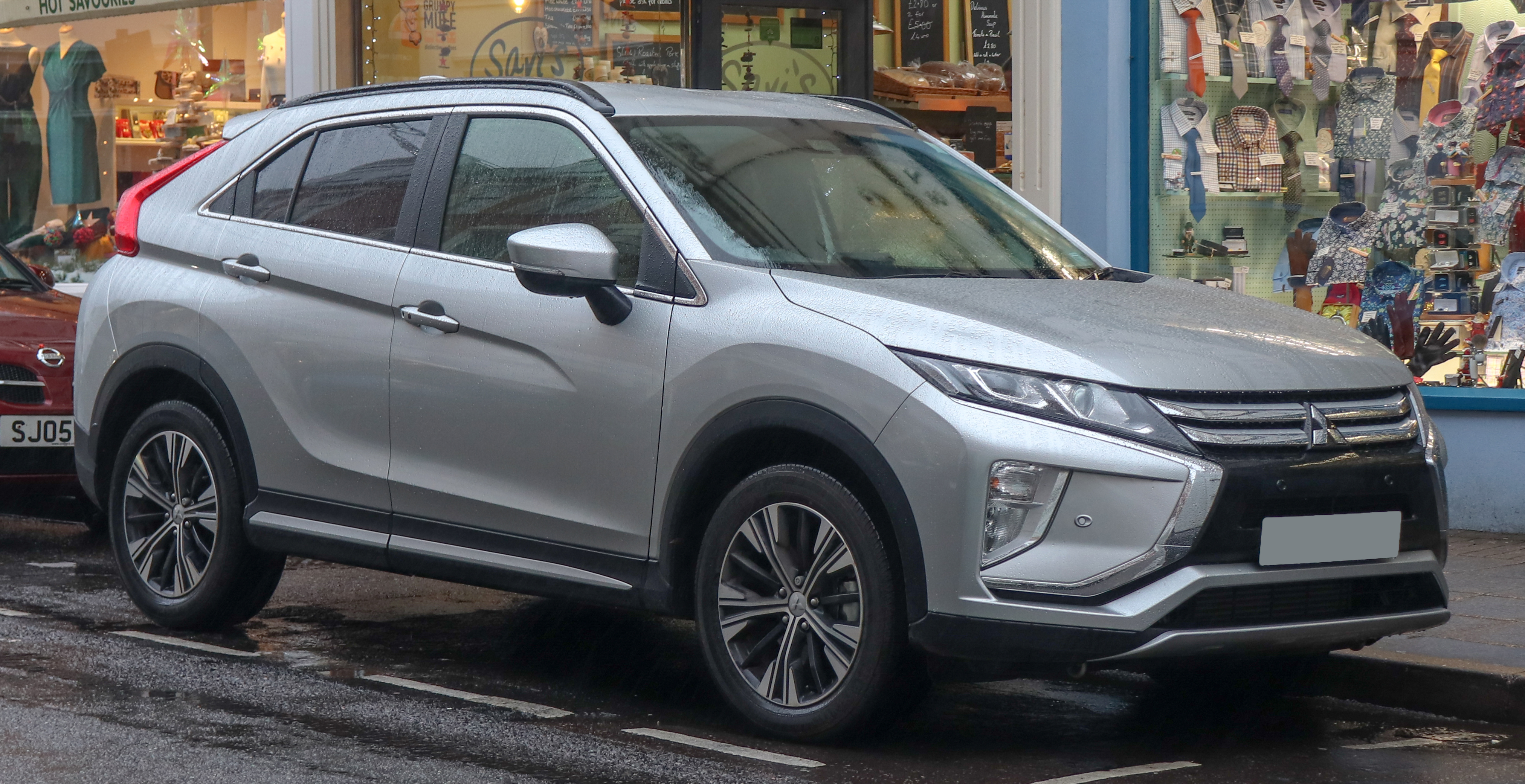 2019 Mitsubishi Eclipse Cross: Changes, Design, Specs >> Mitsubishi Eclipse Cross Wikipedia