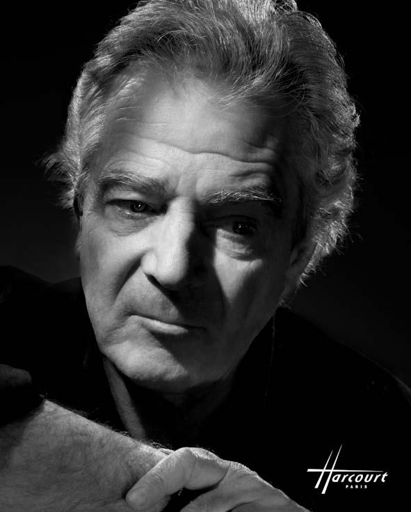Pierre Arditi photographié par le studio Harcourt