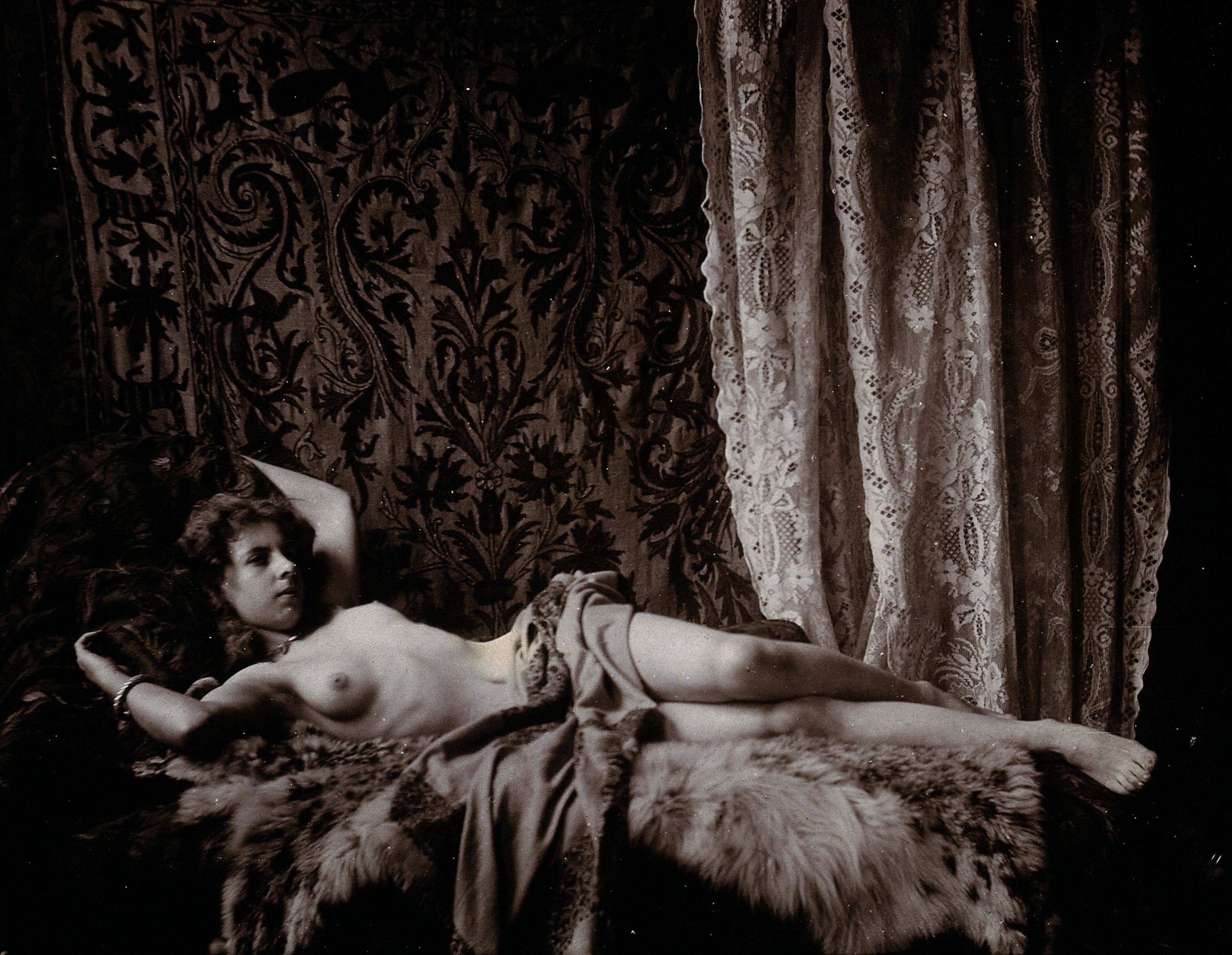 Mother daughter harem nude