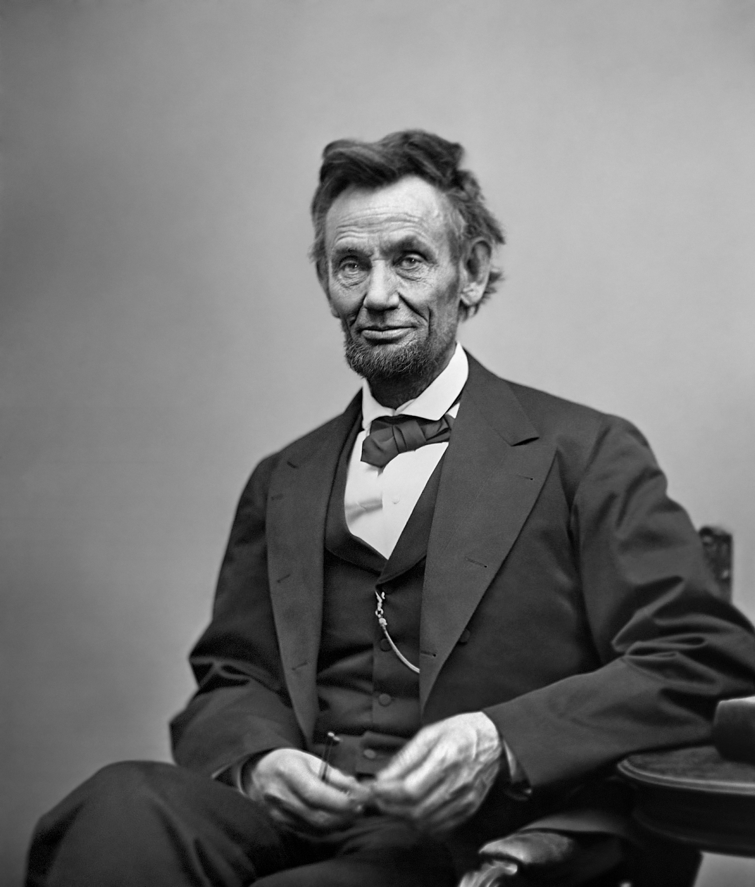 File:Abraham Lincoln O-116 by Gardner, 1865.png ...