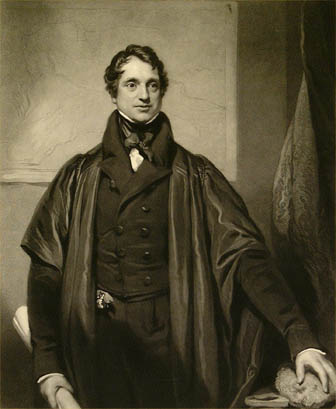 Photo of Adam Sedgwick