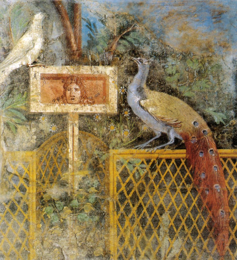 Pittura romana di giardino wikipedia for Decorazione wikipedia