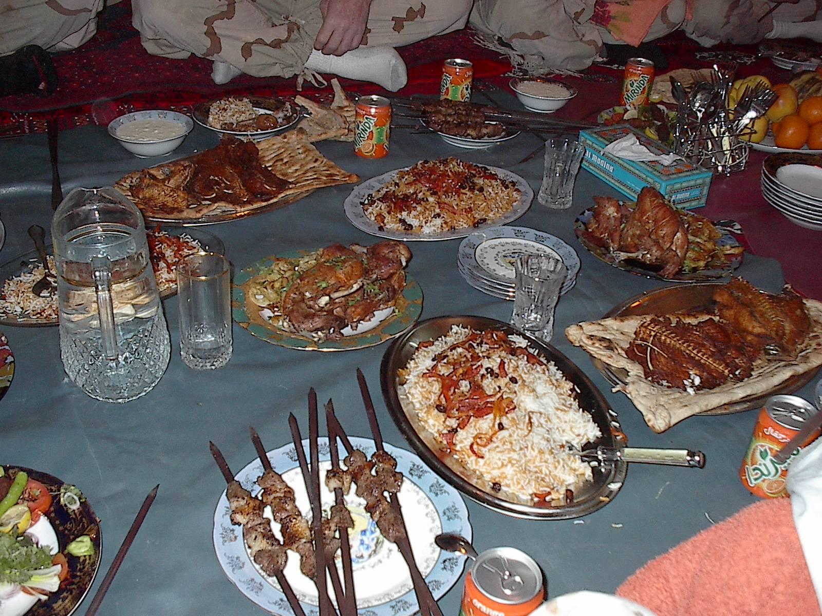 Afghanistan for Afghanistani cuisine