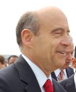 Alain Juppé, former French Prime Minister