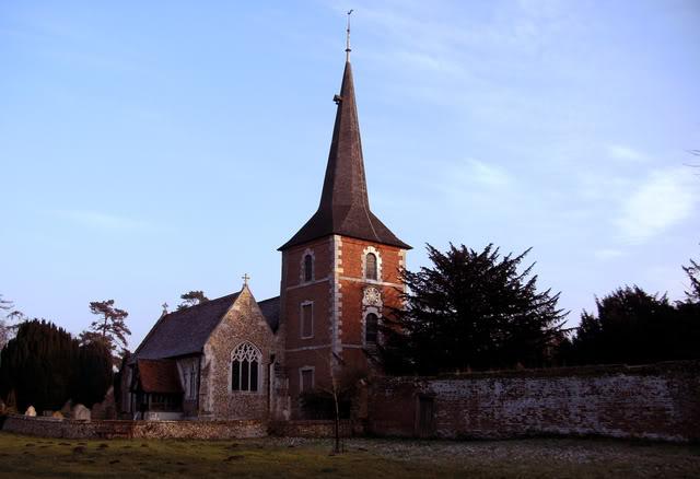 All Saints Parish Church, Terling, Essex. - geograph.org.uk - 2011953
