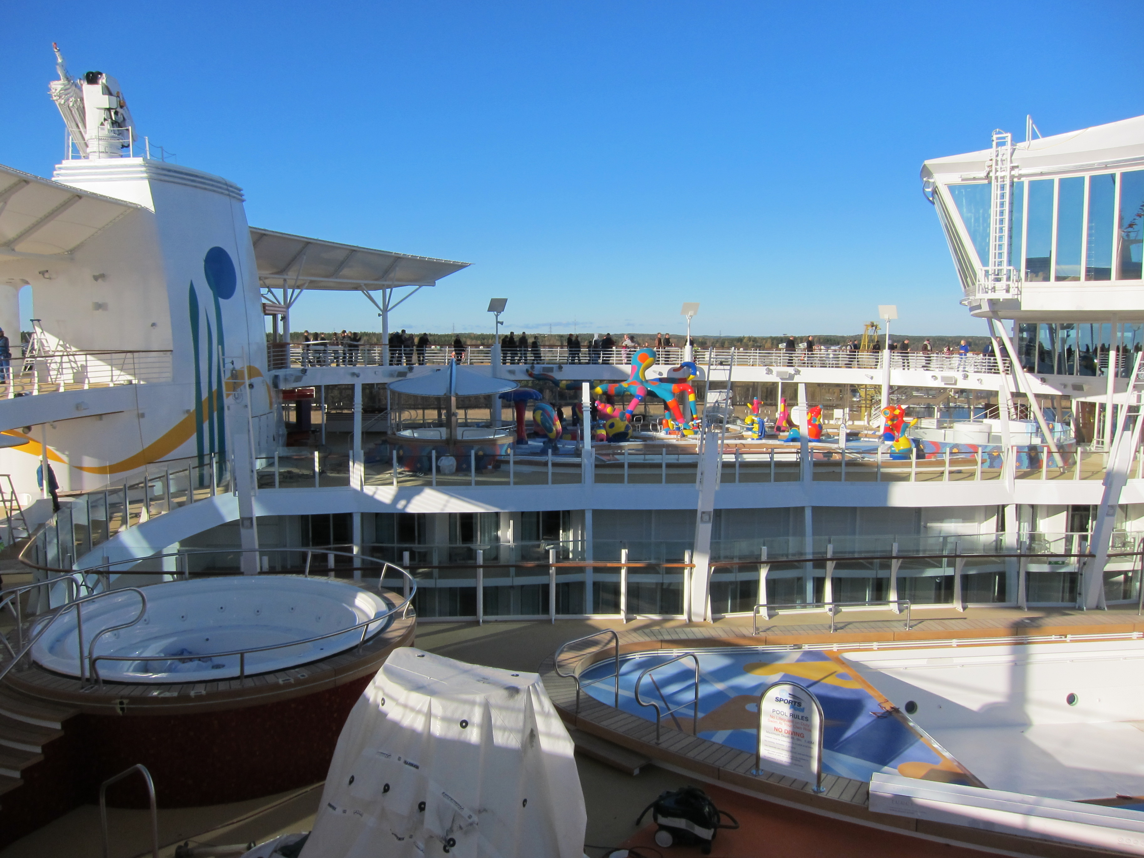 Allure Of The Seas Suite Room Service Menu