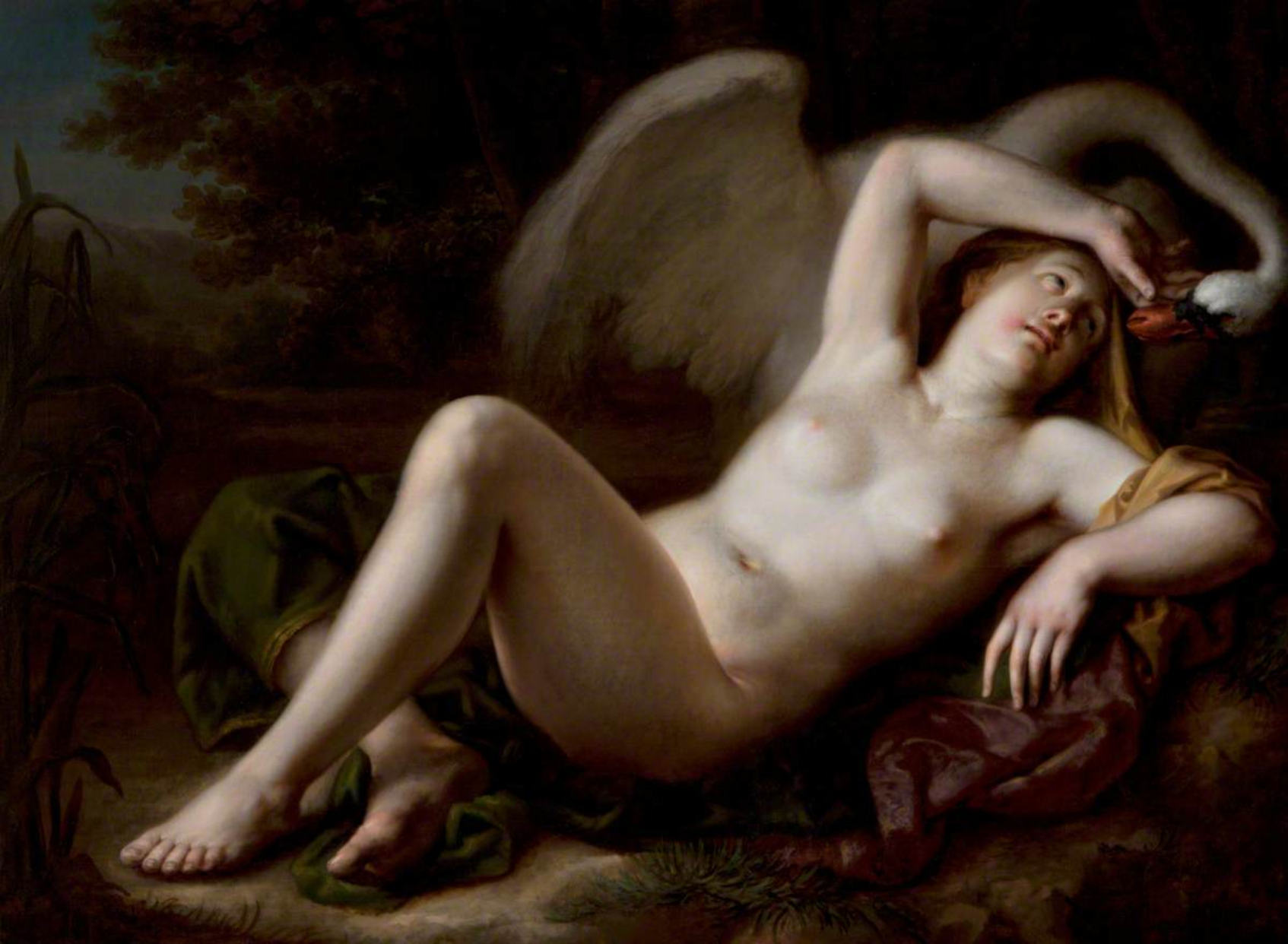 File:Antoine Coypel - Leda and The Swan.jpg