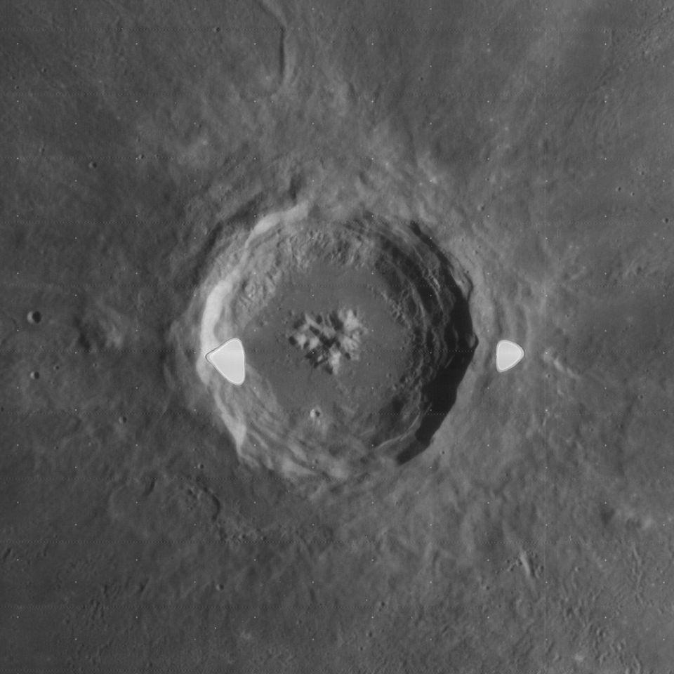 Aristillus Crater Wikipedia