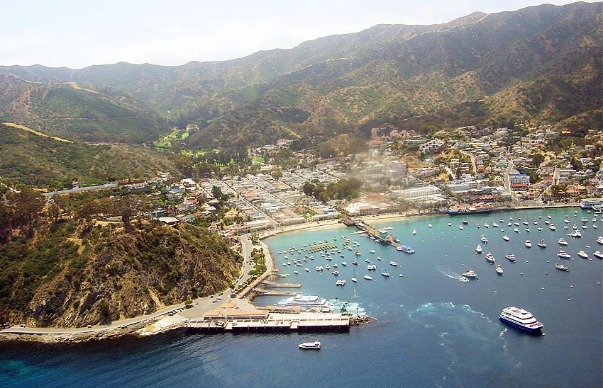 Download this File Avalon Catalina Island picture