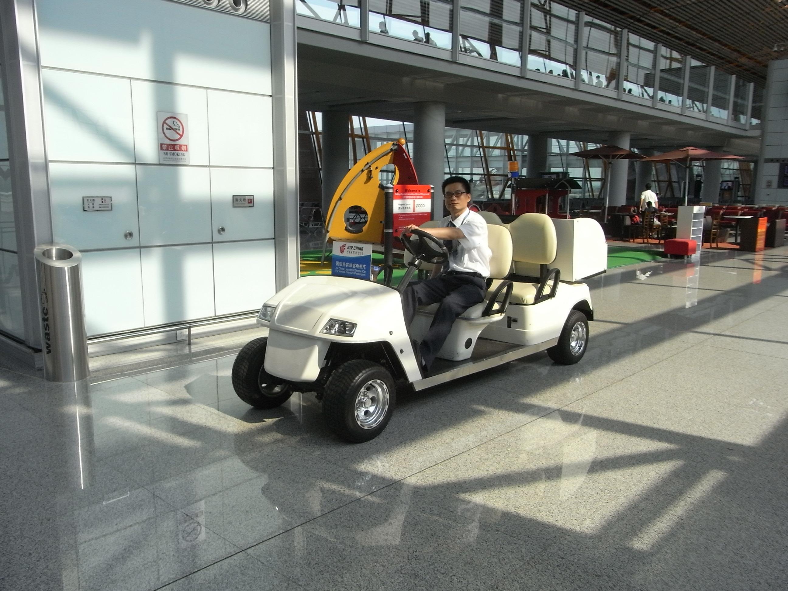 Capital Airport Cars