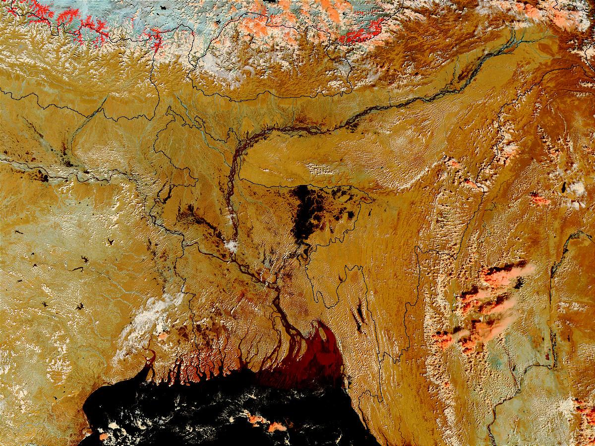 Floods in Bangladesh - Wikipedia