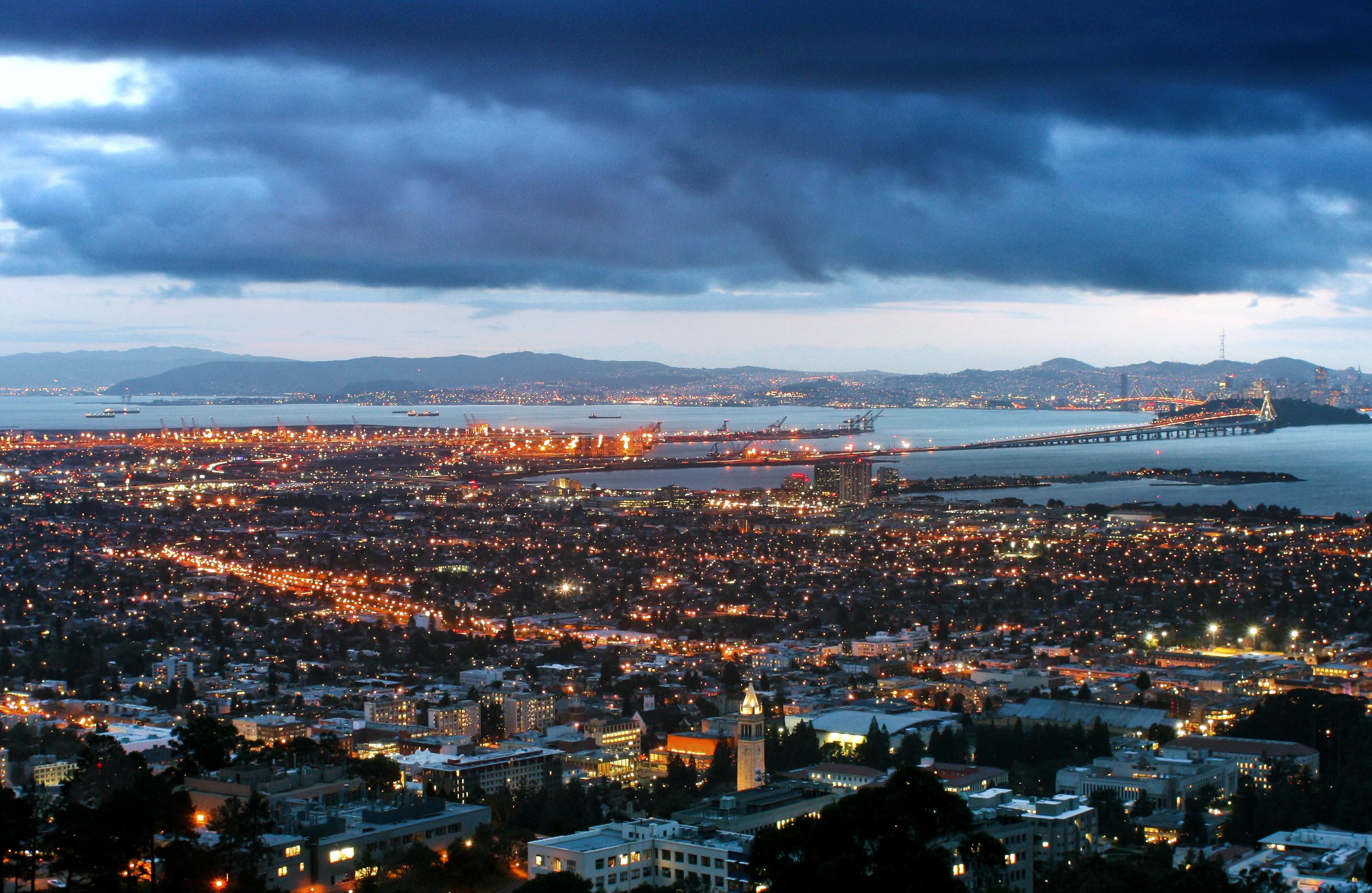 Karta Berkeley California.Vaizdas Berkeley Storm Flickr Joe Parks Jpg Vikipedija