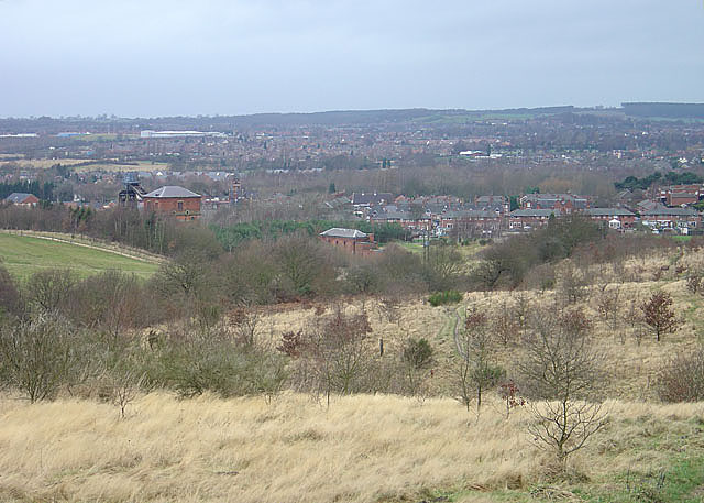Bestwood Country Park - geograph.org.uk - 657916