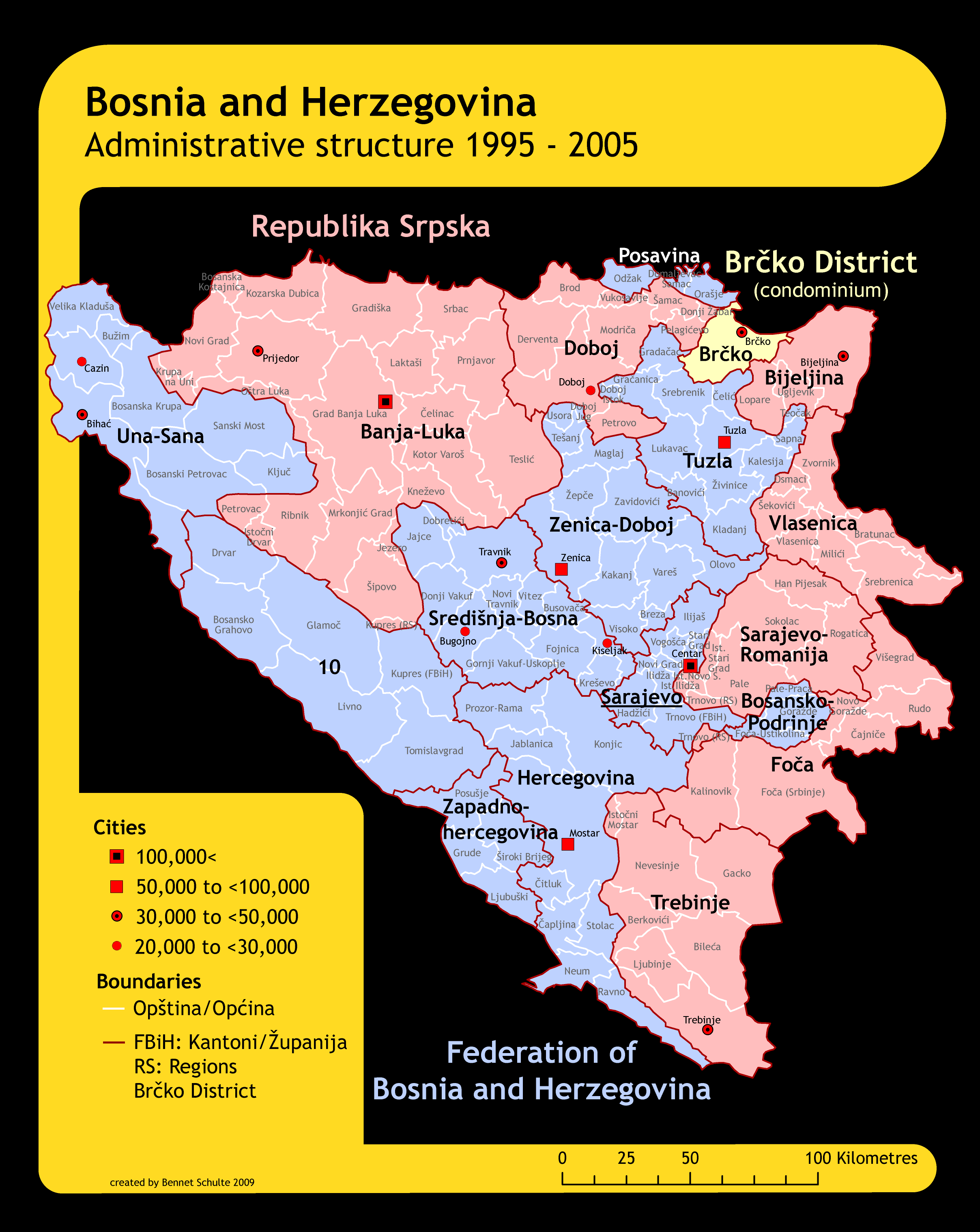 FileBosnia and Herzegovina division 2005png Wikimedia Commons