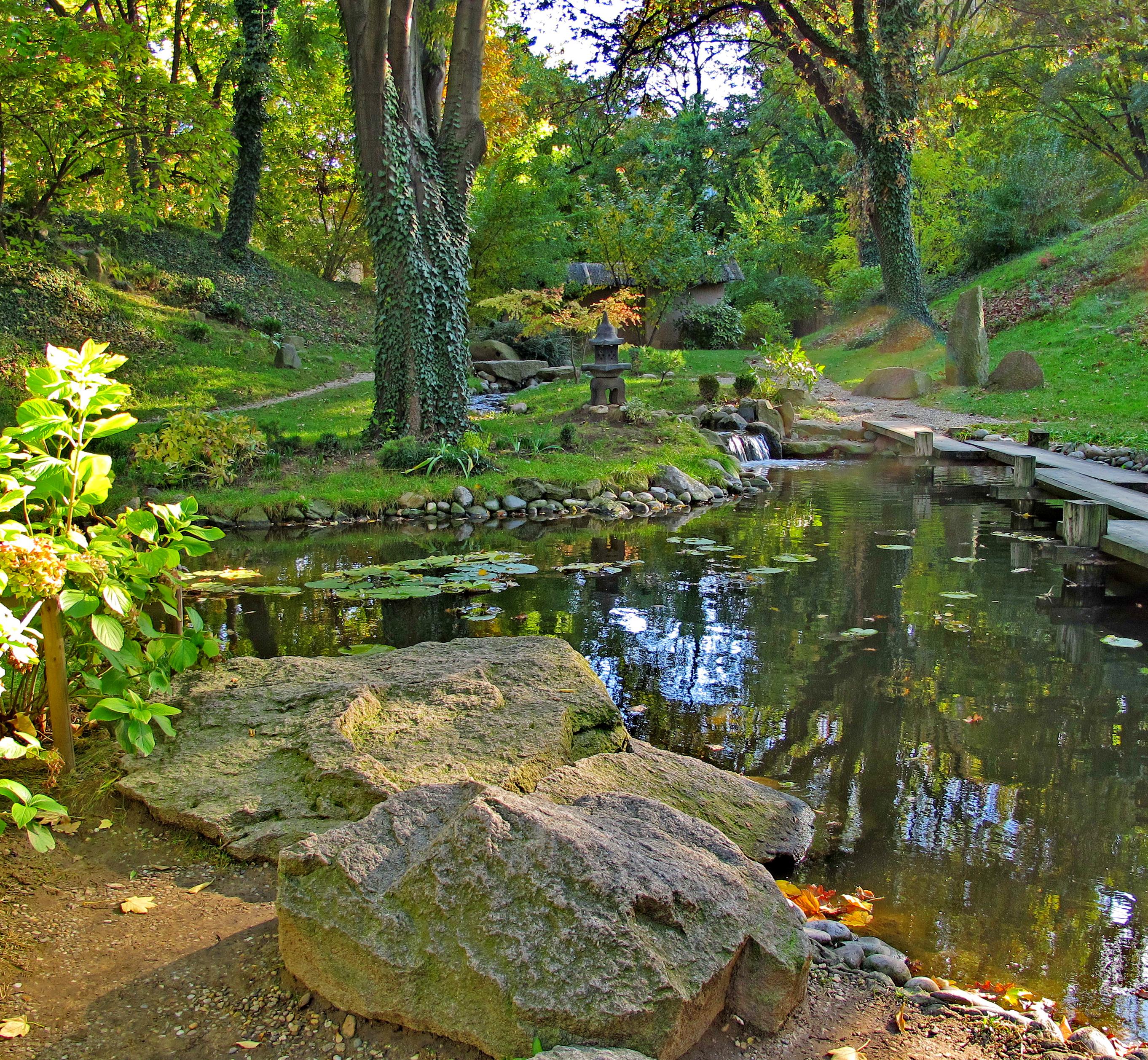 Botanička bašta Jevremovac, zaboravljeni raj u centru Beograda Botani%C4%8Dka_ba%C5%A1ta_Jevremovac%2C_Beograd_-_Japanski_vrt_14