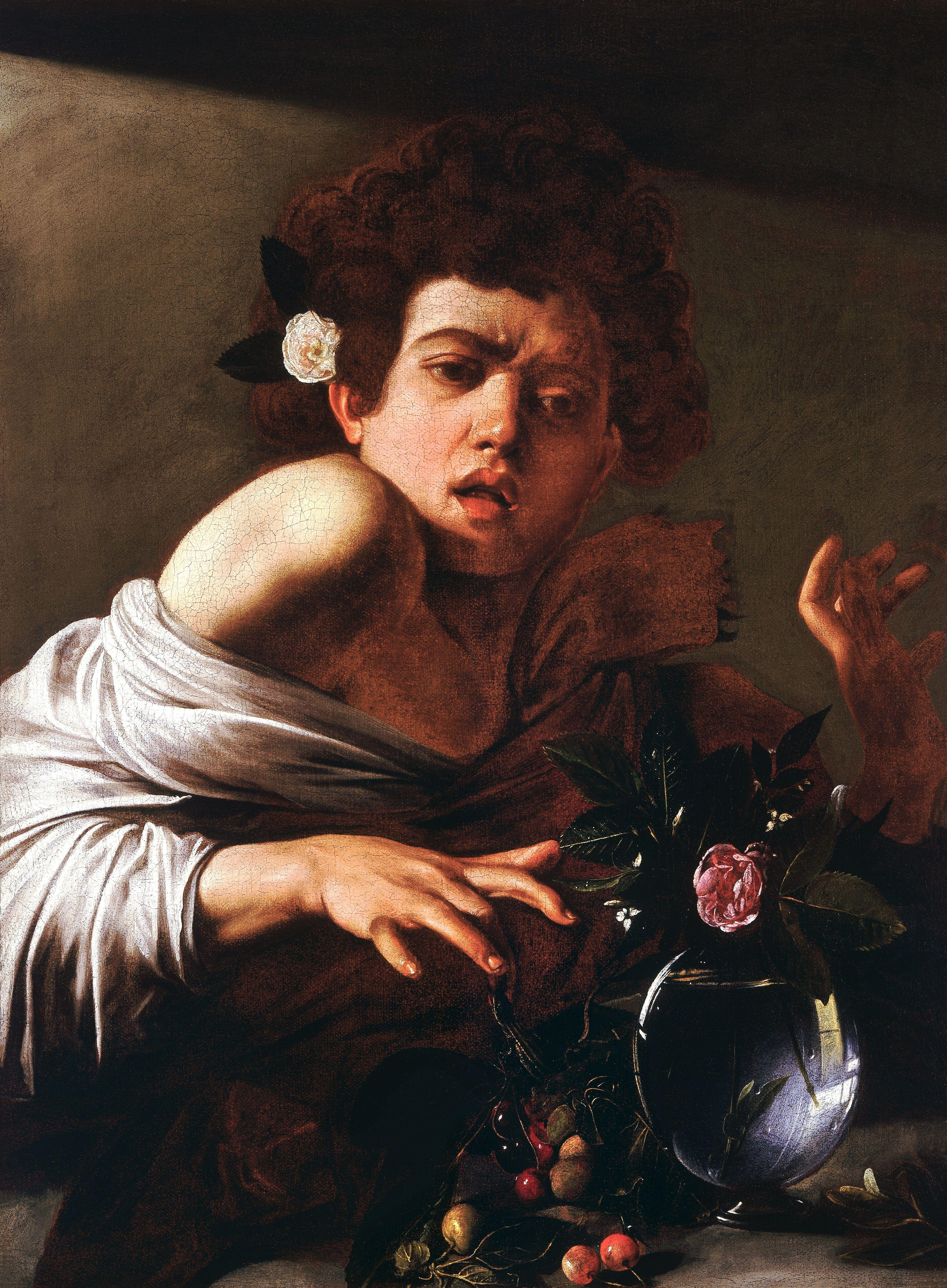 Chris F. Westbury: On Caravaggio As (Like Duchamp) An ...