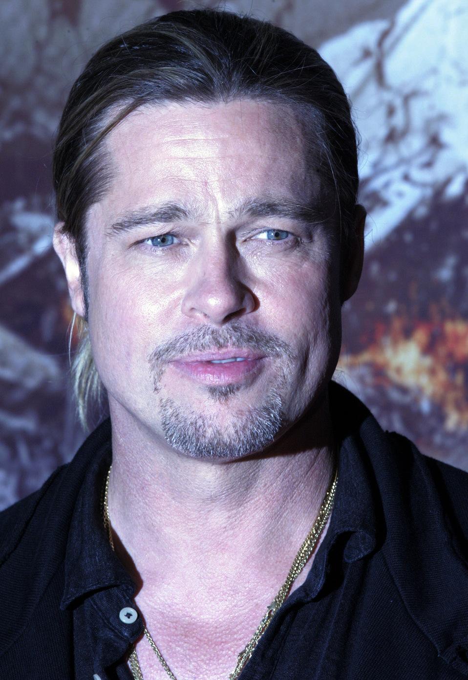 Brad Pitt Age 2013 | w...