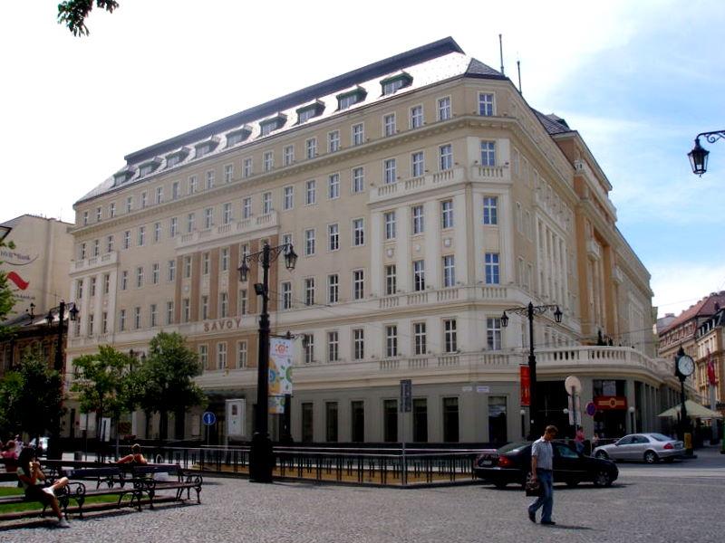 Zoznam hotelov v bratislave wikip dia for Mamas design boutique hotel bratislava