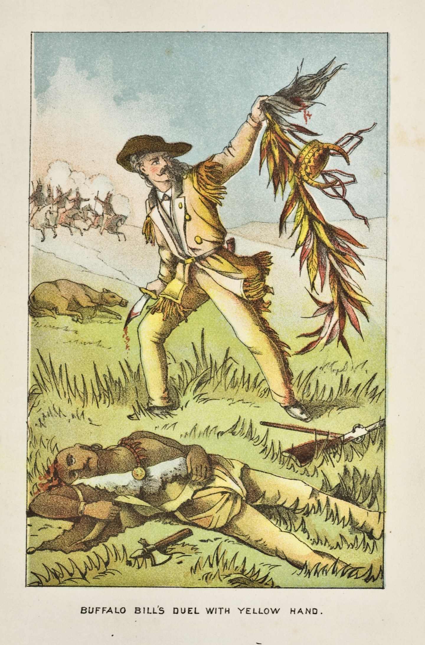 an analysis of the description of the cheyenne indians In this lesson, students will analyze primary source images of native americans  interacting with the environment the images show different aspects of how.