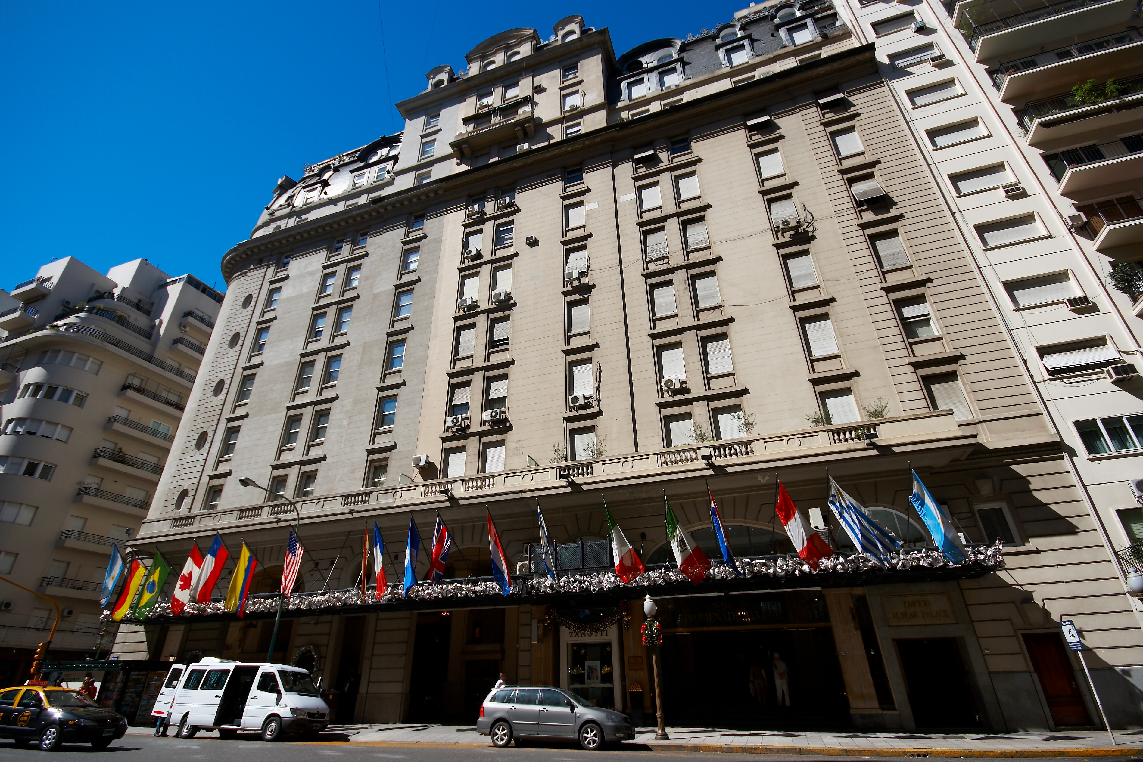 Alvear palace hotel in buenos aires for Hotel palace