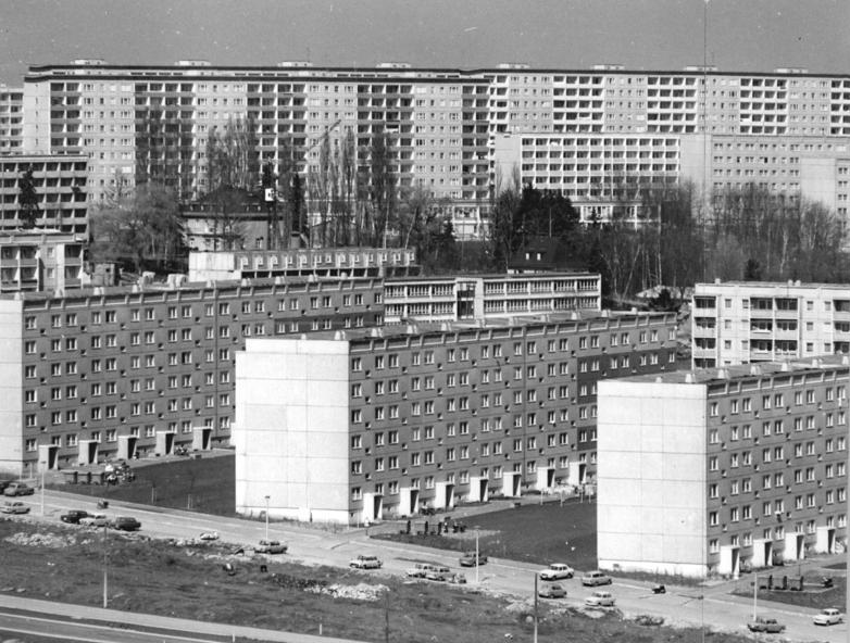U City Commons Apartments