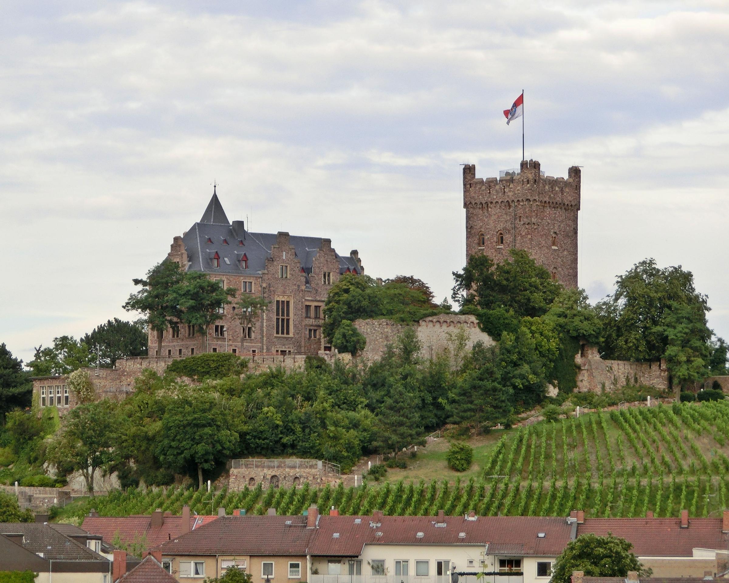 Bingen Am Rhein Mainzer Str Hotels Pensionen