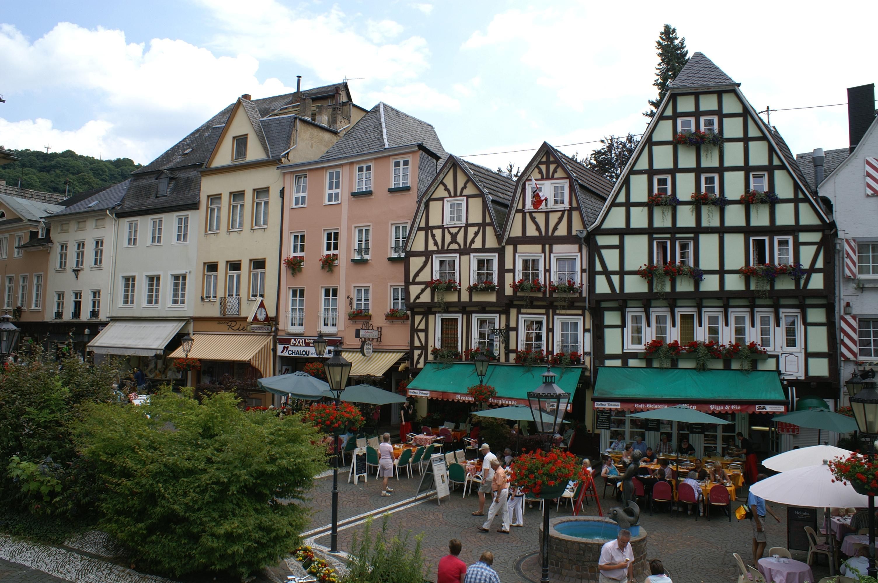 Rhein Hotel Bacharach Stubers Restaurant Preislisten Fur Die Zimmer Bacharach