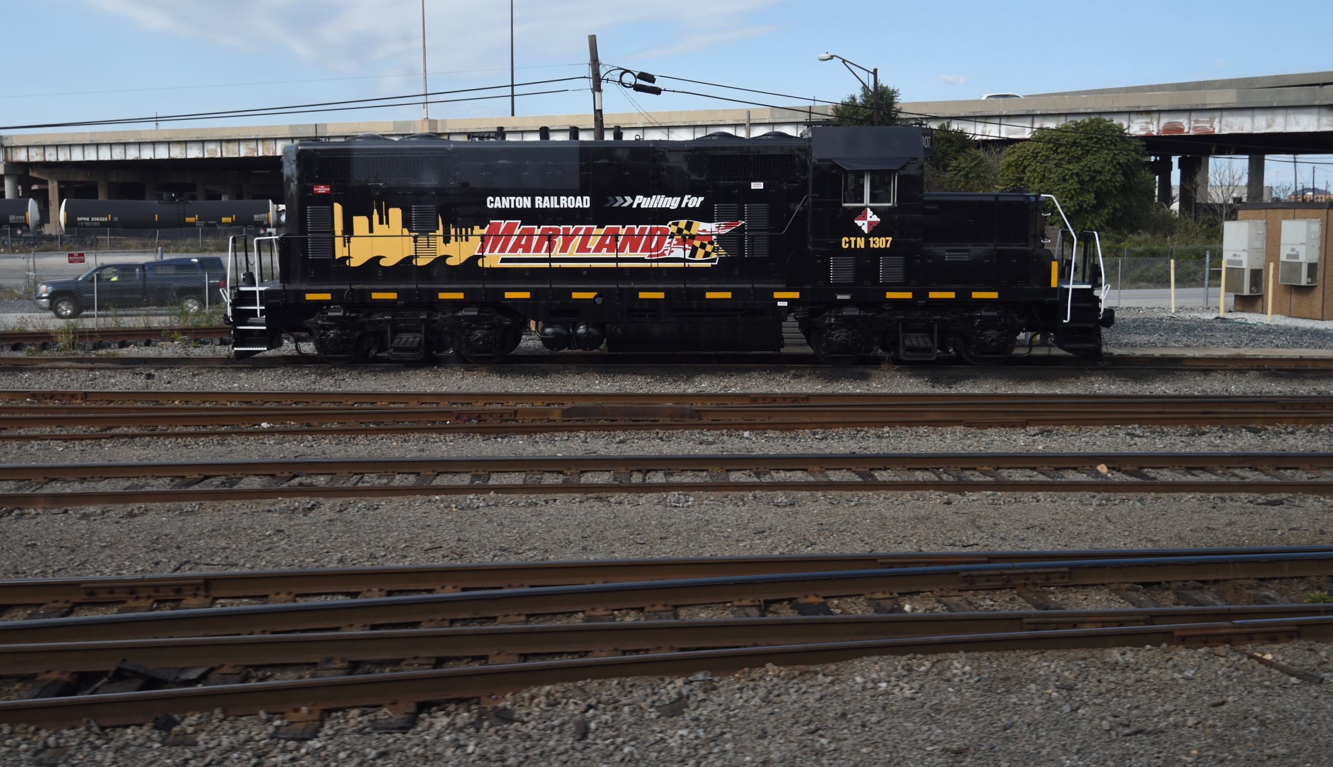File:Canton Railroad locomotive 1307, October 2016.jpg