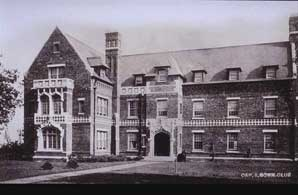 Cap and Gown Club United States historic place