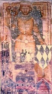 Carinthia Millstatt Dometian Fresco 1429 BW.jpg