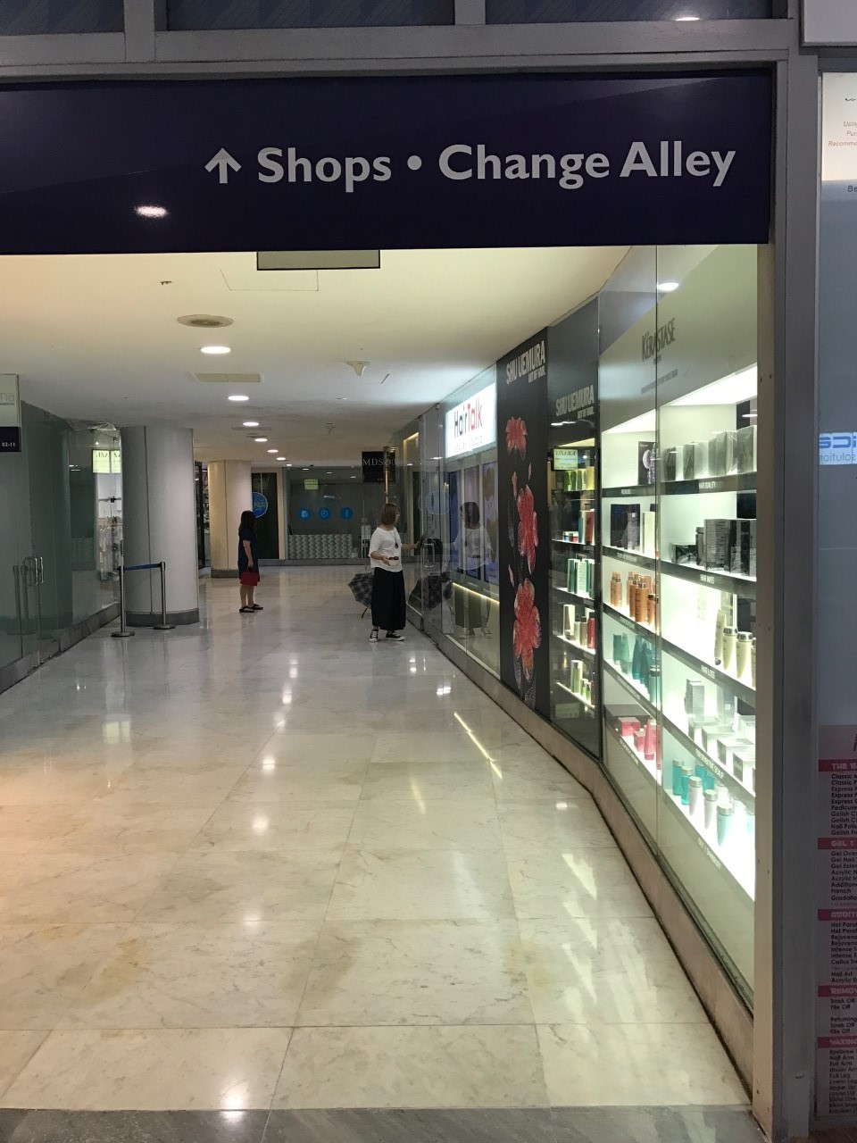 Change Alley Singapore Wikipedia