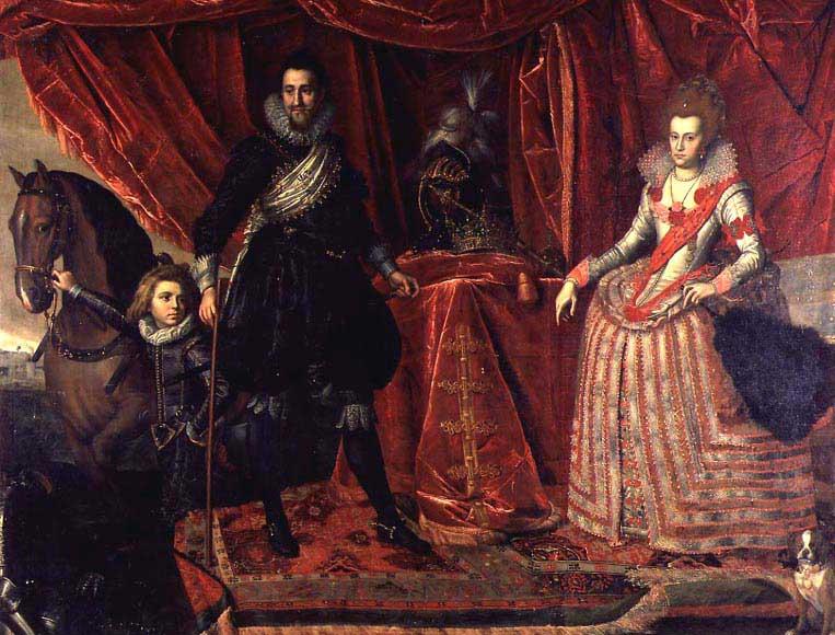 File:Christian IV and Anne Cathrine.jpg