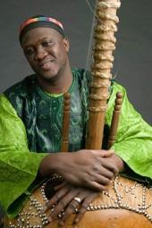 Mamadou Diabaté Malian musician