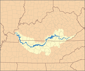 File:Cumberland River Watershed.png