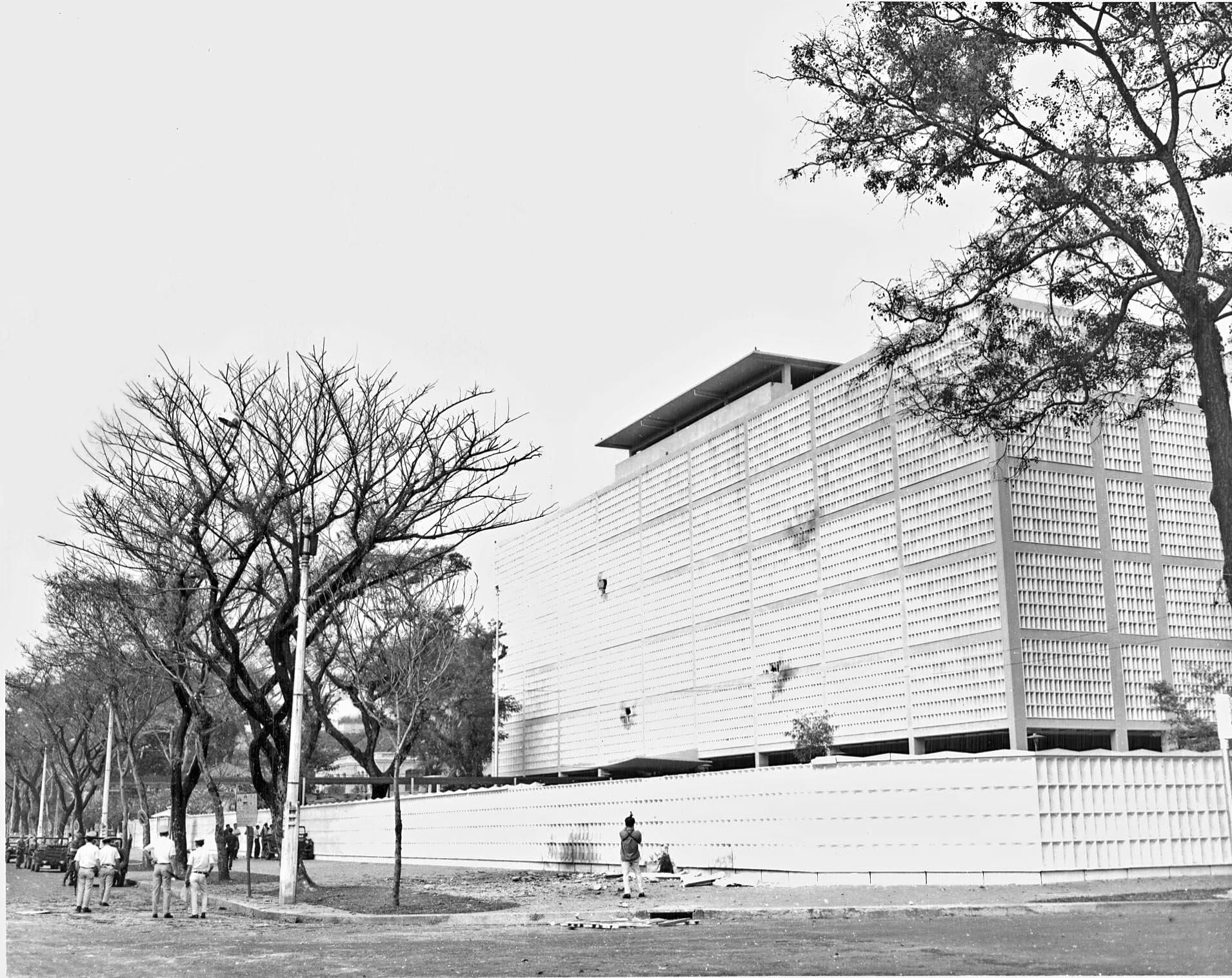 Embassy of the United States, Saigon - Wikipedia