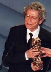 Darry Cowl lors de la cérémonie des César en 2001