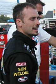 Dave Steele American racing driver