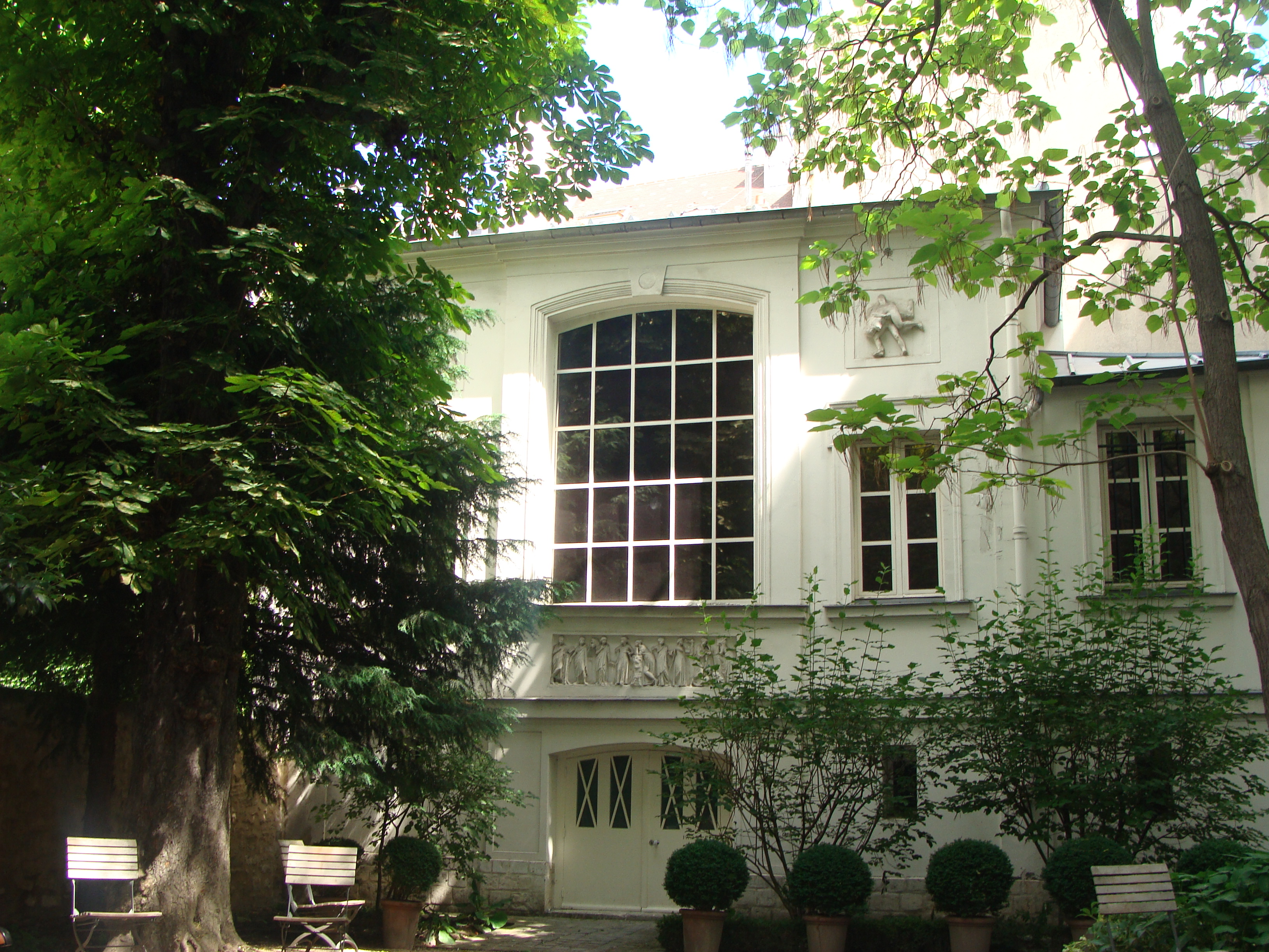 delacroix, museum