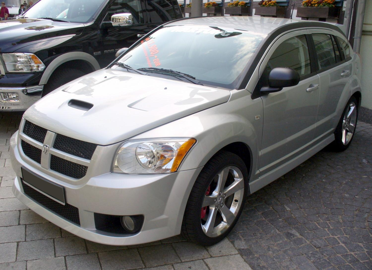 File:Dodge Caliber SRT4.JPG - Wikimedia Commons