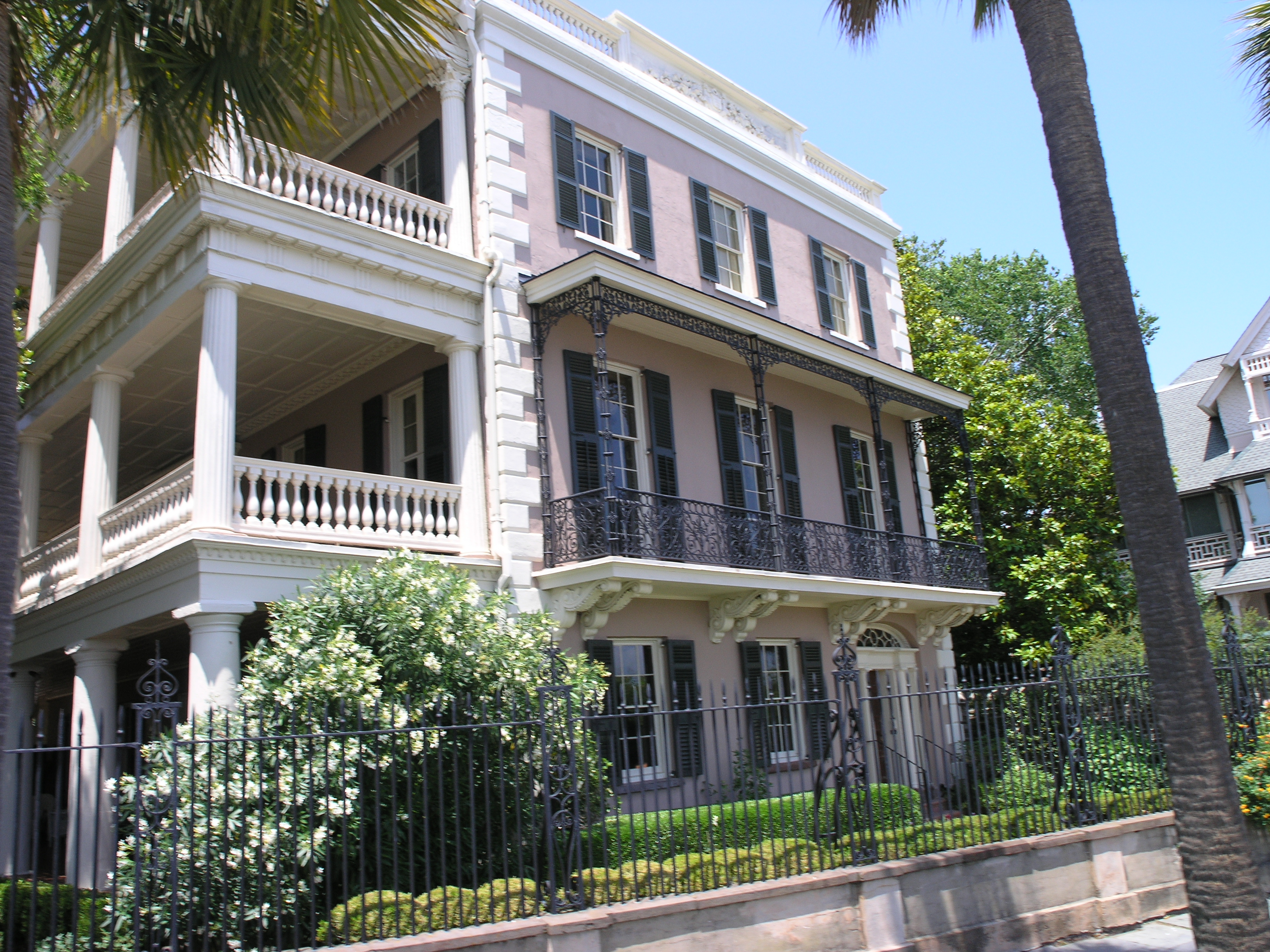Downtown Charleston Home Tours