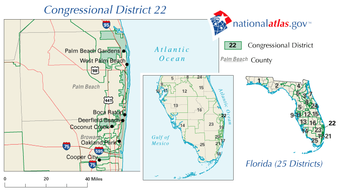 Florida 22nd Congressional District
