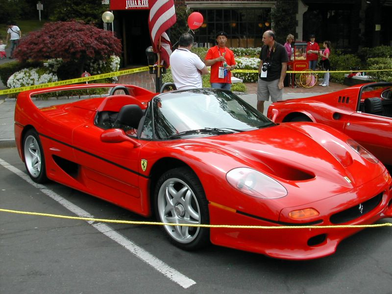 Swotti Ferrari F50 The most