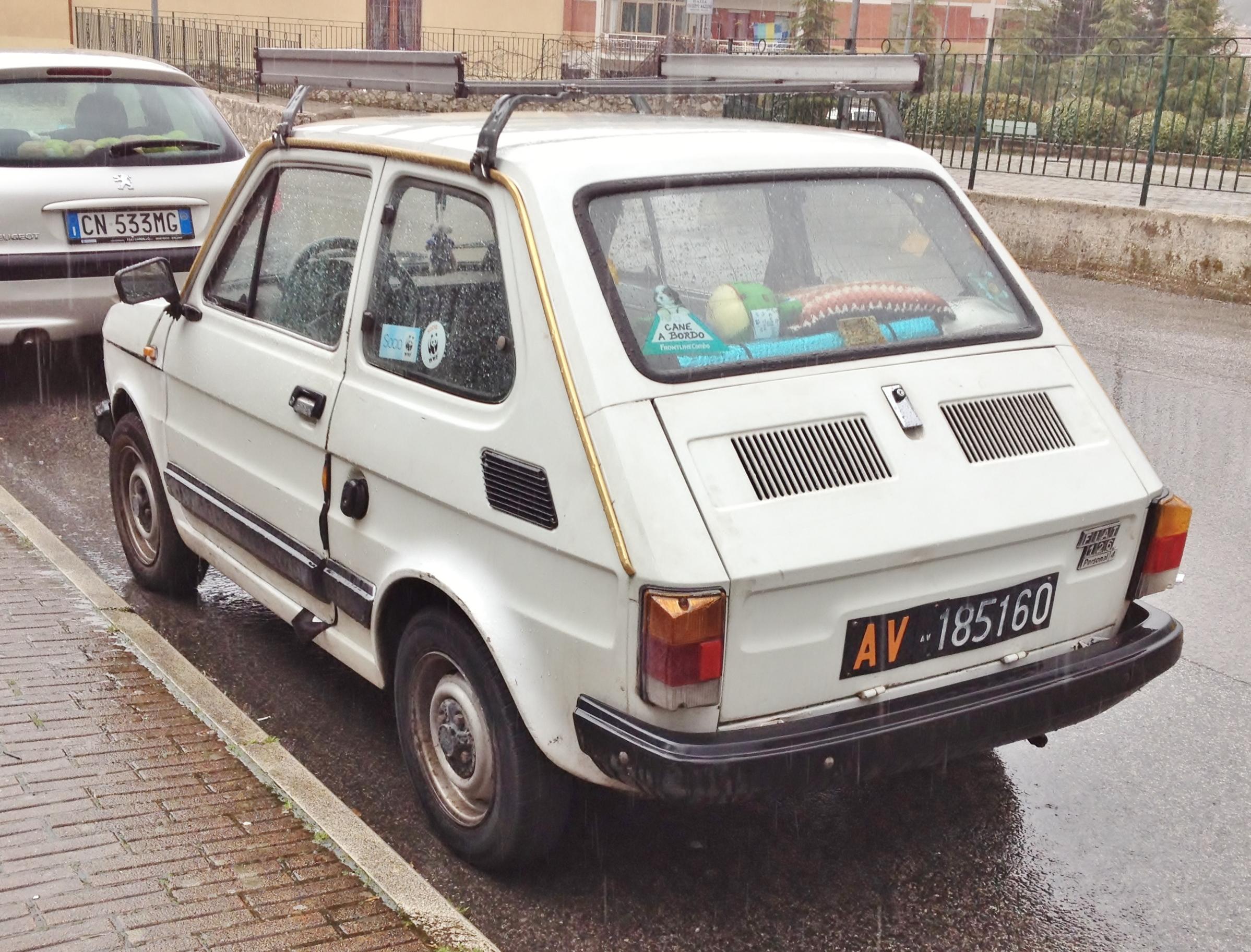 Fiat 126 – Wikipedia