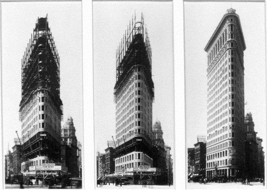 Flatiron Building Construction, New York Times - Library of Congress, 1901-1902 crop.JPG