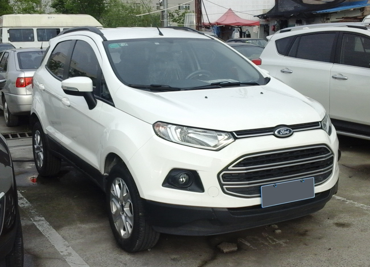 Image Result For Ford Ecosport Build Your Own