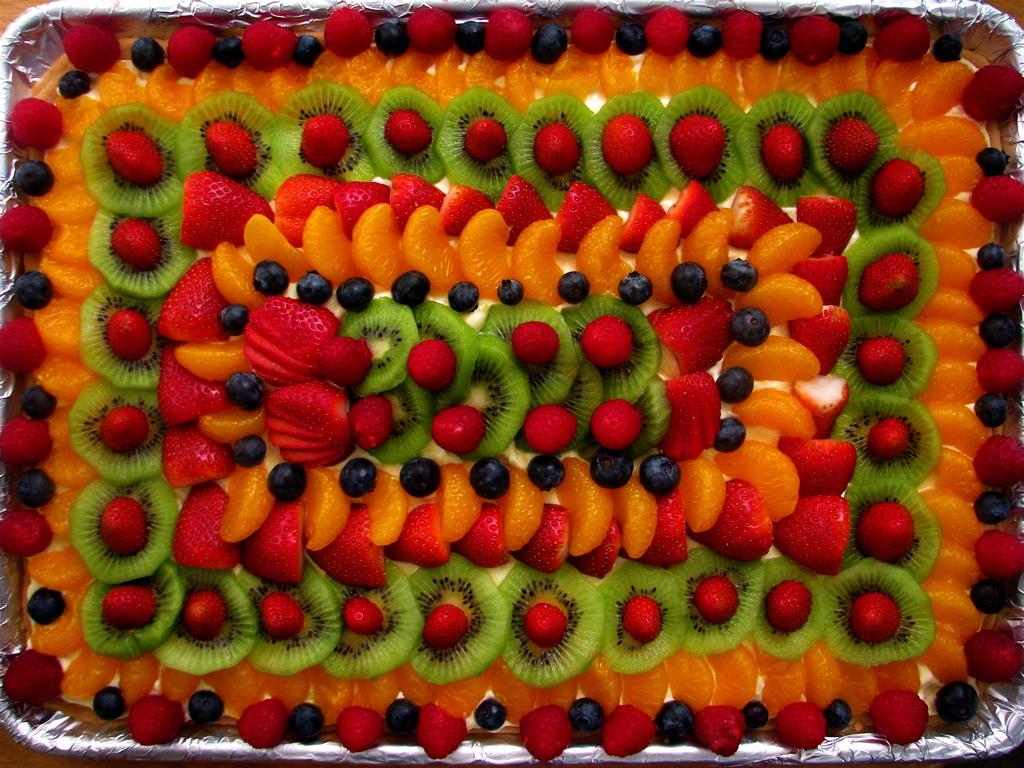 Pillsbury Festive Fruit Cake Recipe