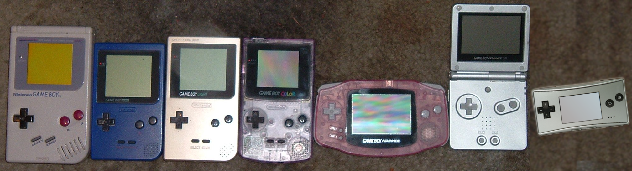 File Gameboyline With Ds Png Wikimedia Commons