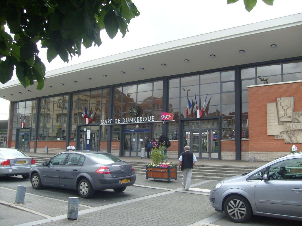 Gare de dunkerque wikip dia - Office du tourisme de dunkerque ...