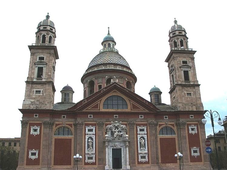 Santa Maria Assunta, Genoa - Wikipedia